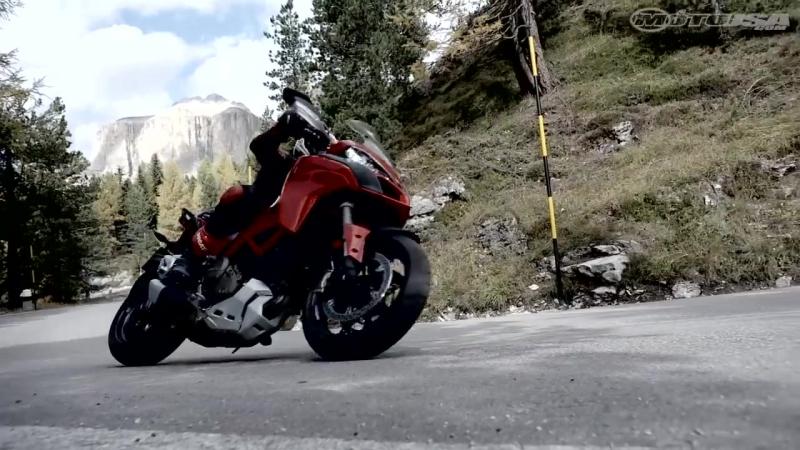 Ducati Multistrada 1200 S First Ride - MotoUSA