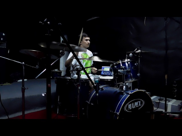 Alexander Koshmanov - The Kill (30 Seconds To Mars drum cover)