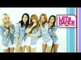 Let's Dance EXID(