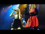 Элизиум и Блондинка Ксю - Дождь  Stadium Live