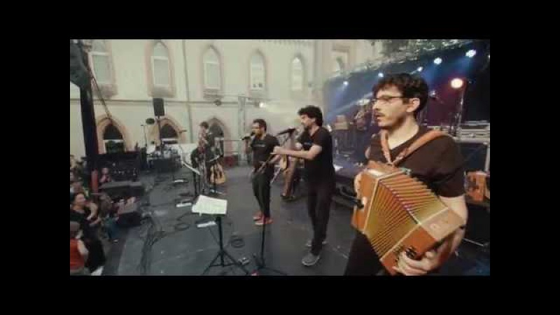 [ON STAGE 40] with Les Ogres de Barback le Bal Brotto-Lopez -