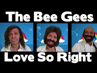 BEE GEES - LOVE SO RIGHT 1978