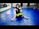 Rada Gold Dangerman Mixed wrestling short version
