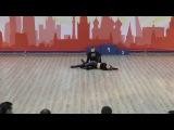ЧМ2017пары1-й день Final A-class Slow №112 Павел Даниленко - Алёна Селиванова