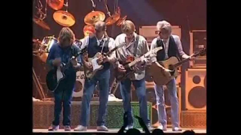 Status Quo - Don't Stop Live
