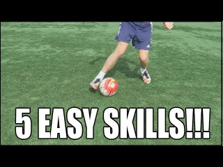 5 BASIC, EASY SKILLS TO USE IN A MATCH!