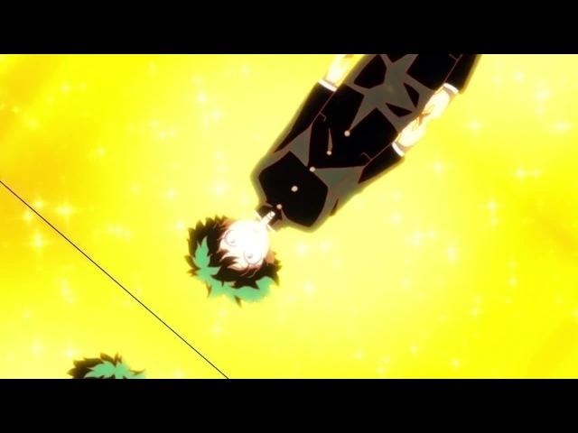 Boku no Hero Academia 「Ricky Remedy Blast Ripp Flamez Careless Mix 」