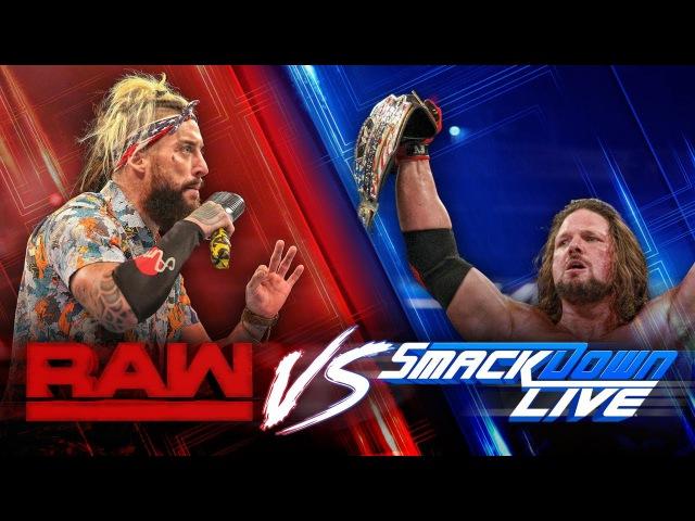 RAW vs Smackdown 34. Пошумим бл***!