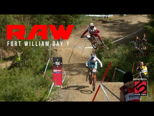 SMASHTACULAR! Vital RAW Fort William World Cup DH 1