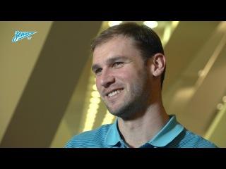 Бранислав Иванович: «Хочу показать всем, что могу играть на высоком уровне еще н ...