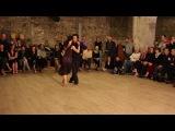 Celine Giordano Alexis Quezada  Vals Pedro Laurenz - Clermont Tango