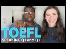 TOEFL Speaking Done by a NATIVE SPEAKER