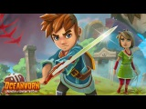 Oceanhorn: Monster Of Uncharted Seas - Геймплей | Трейлер