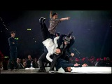 Morning of Owl vs The Ruggeds Final The Dance - Switzerland 2016