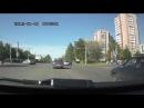 Жесткая авария на перекрестке Добросельской и Суздальского проспекта