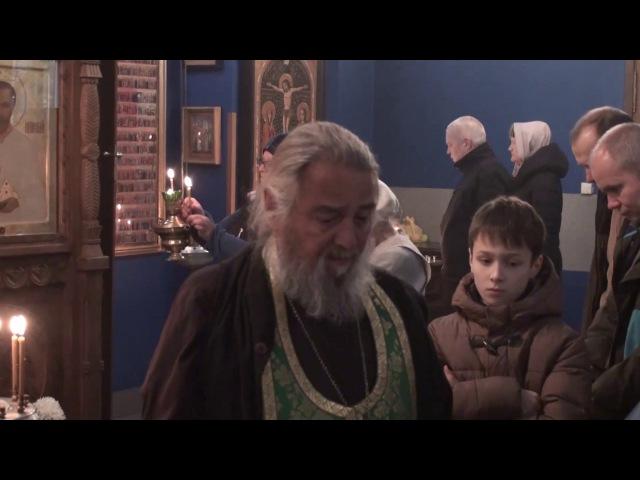 Слово отца Михаила Ардова (РПАЦ) в праздник Казанской иконы Божией Матери молебен Богородице