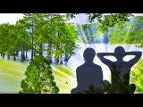 Волшебное озеро Сукко. Спокойная музыка. Один день путешествия на море на машине.