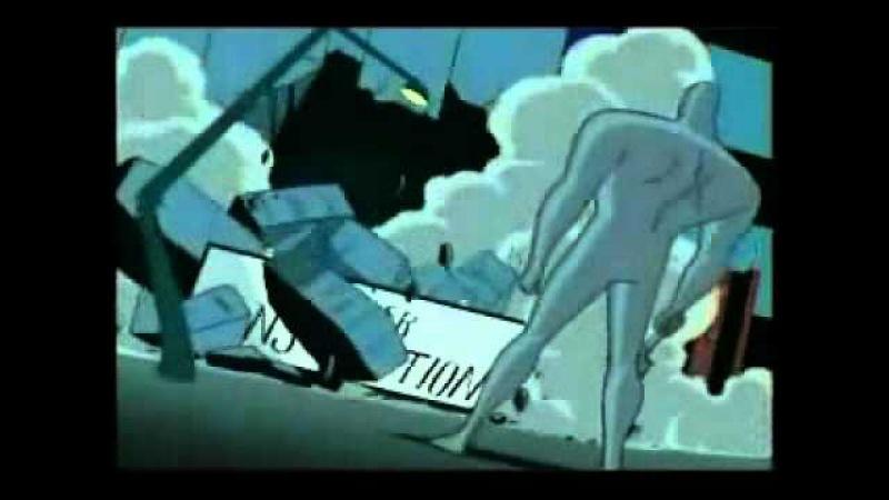Batman owns Amazo - You don't need HERA (Greek Goddess) when you have Batman