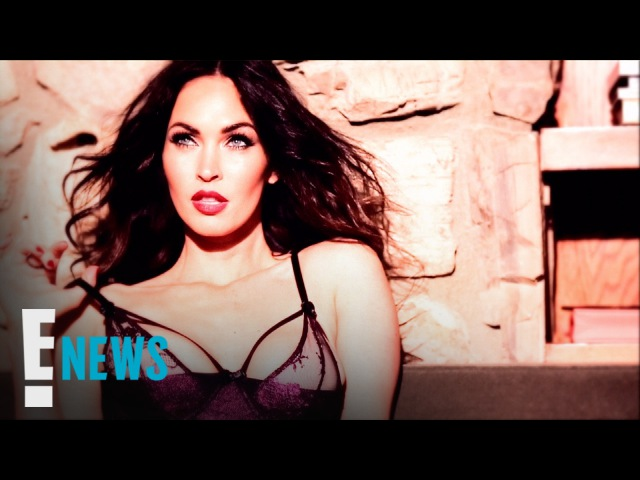 Megan Fox's Foxy Frederick's of Hollywood Campaign   E! News
