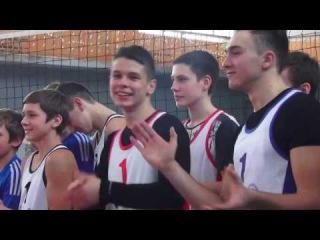 Церемония Открытия I тура чемпионата Украины U -17 по волейболу пляжному среди юношей.
