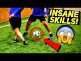 FOOTBALL SKILLS - INSANE Freestyle/Soccer/Football Tricks!