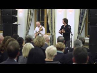 Концерт Two Siberians в резиденции посла США в SpasoHouse 10/09/2015
