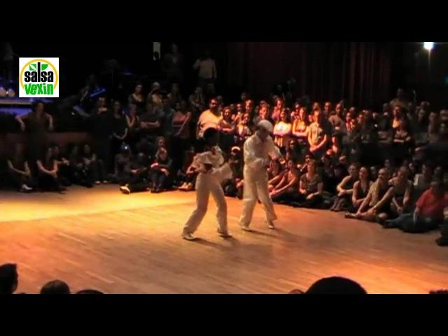 Salsa Son con Rumba avec Carlos Rafael Gonzalez Marie Line