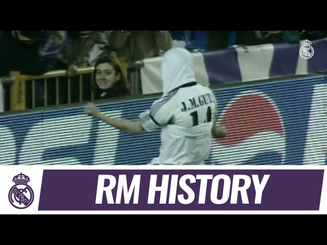 ✂ Guti's super scissor-kick volley against Villarreal!