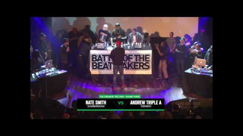 Battle of the Beat Makers 2015 - Part 6 (Boi-1da, Southside Lil' Bibby)