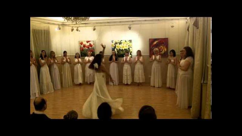 Танец SpinFly Благословение www.spinfly.ru