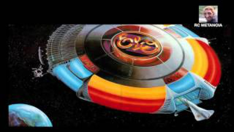 ELECTRIC LIGHT ORCHESTRA (ELO) - OUT OF THE BLUE FULL ALBUM