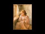 Mikhail Glinka - Waltz Fantasia (Valse Fantasie Fantaisie) Глинка - Вальс Фантазия + paintings