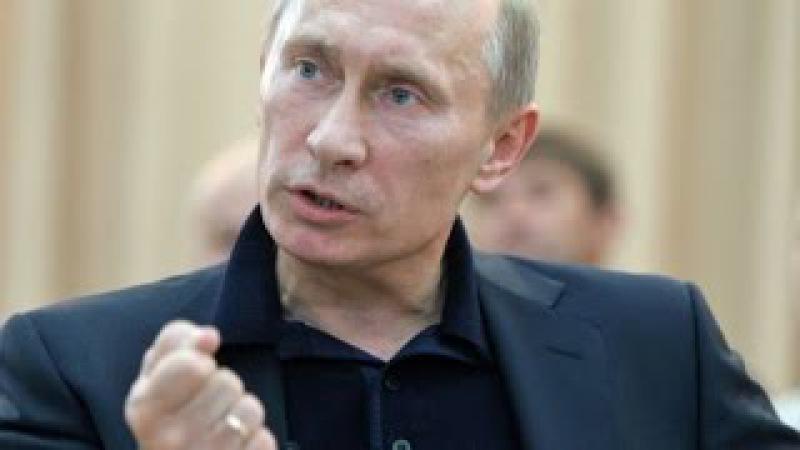 Путин отвечает американскому журналисту-провокатору