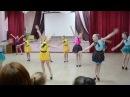 Ансамбль Колибри (ЦДТ Сигнал, Пермь), танец Розовый рокенрол. 2017г.