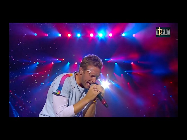 Coldplay - Something Just Like This HQ HD LIVE @ One Love Manchester Concert 2017 the Chainsmokers