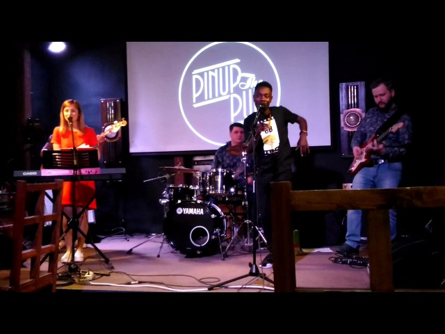 Лас Вегас в PinUp Pub 12.05.17