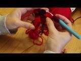 C2C Crochet Buffalo Plaid