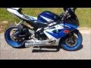 2006 GSX-R1000 Yoshimura v/s Hotbodies v/s Brocks Sidewinder