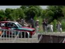 Авария на гонках - BMW сбивает человека в Дрифте