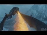 Игра престолов - за кадром трагической битвы на ледяном озере
