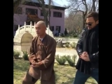 Тайцзицюань стиля Чэнь на съёмках сериала «Четвёртая смена»