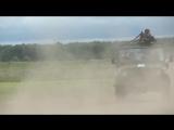 Завершающая фаза учений Воздушно-десантных войск России в Псковской области