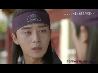 Хваран hwarang ost-v and jin (bts) клип