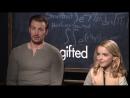 Интервью Криса и МакКенны для «Hollywood XYZ»