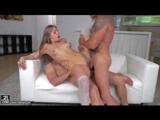 Julia Red (Twice The Pleasure)2017, Anal Sex, Double Penetration DP, Russian Girl, HD 1080p