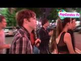 Йен, Нина и каст идут в ночной клуб Сан-Диего после Комик-Кона 2012