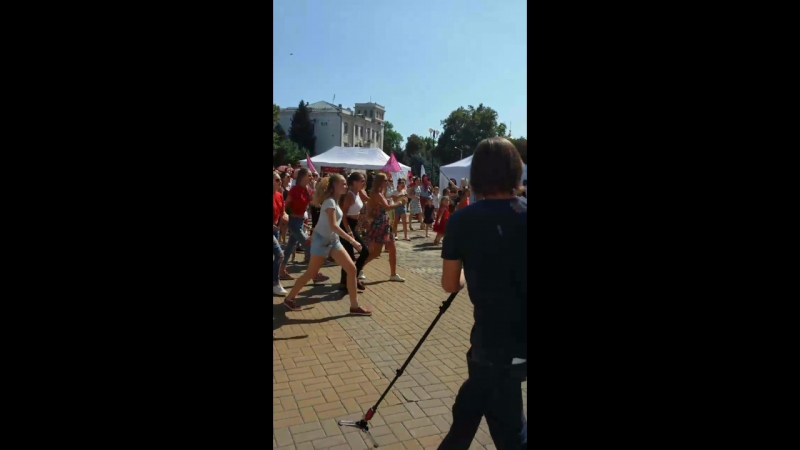 Мастер-класс от Александра Могилёва,хореогрофа проекта Танцы на ТНТ.😉Как это было...