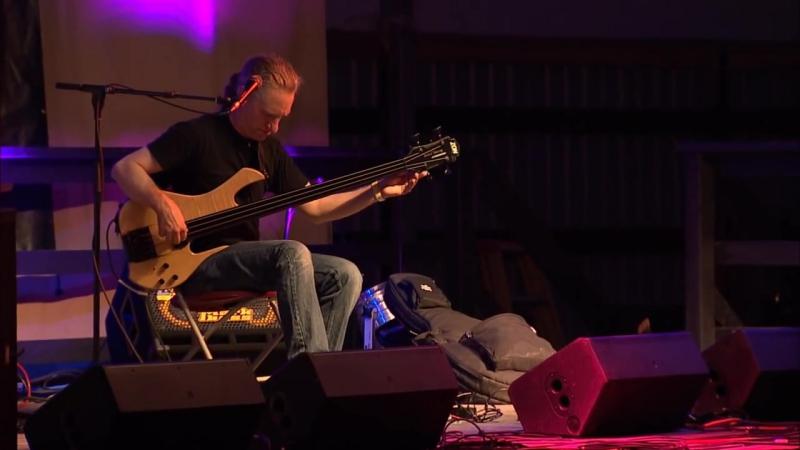 Michael Manring - Selene _ 2011 Canadian Guitar Festival