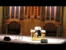 04 - А. Вивальди - И. С. Бах Концерт ля минор для органа, BWV593, части 2 и 3.