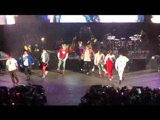 [fancam] 170429 NCT 127 - Limitless @ Korea Times Music Festival in LA